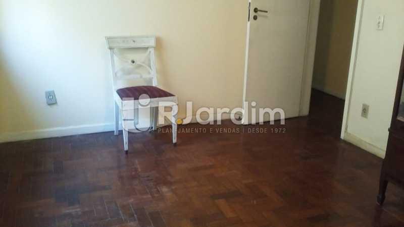 2o quarto  - Apartamento Lagoa 3 Quartos Compra Venda Avaliação Imóveis - LAAP31807 - 18