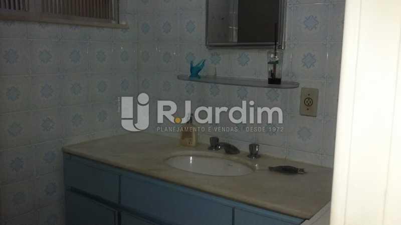 Banheiro social - Apartamento Lagoa 3 Quartos Compra Venda Avaliação Imóveis - LAAP31807 - 19