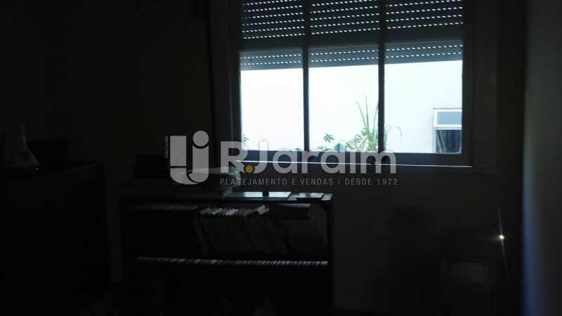 3o quarto  - Apartamento Lagoa 3 Quartos Compra Venda Avaliação Imóveis - LAAP31807 - 21