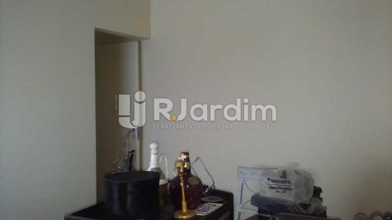 3o quarto  - Apartamento Lagoa 3 Quartos Compra Venda Avaliação Imóveis - LAAP31807 - 22
