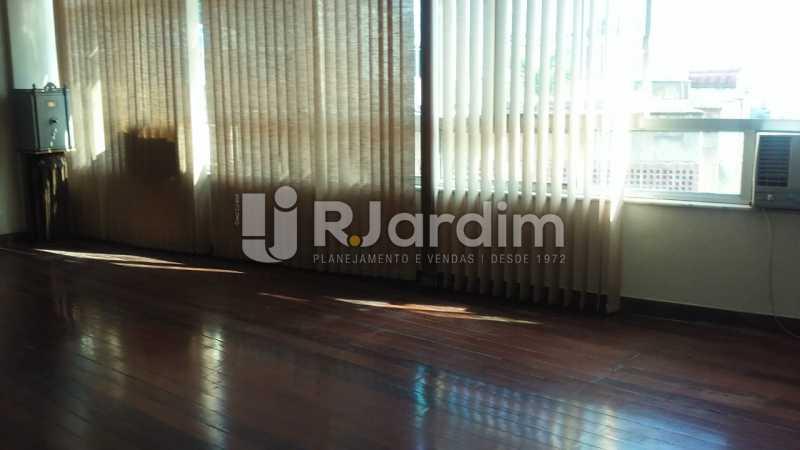Sala  - Apartamento Lagoa 3 Quartos Compra Venda Avaliação Imóveis - LAAP31807 - 7