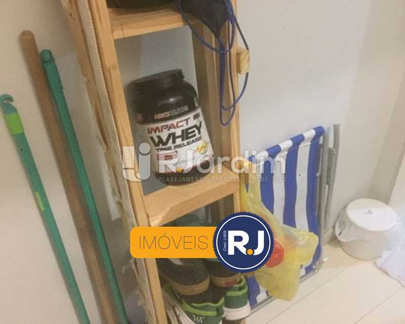 Cozinha - Compra Venda Avaliação Imóveis Kitnet/Conjugado Leme - LAKI10027 - 8