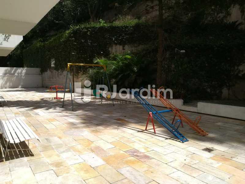 play / quadras  - Apartamento À Venda - Lagoa - Rio de Janeiro - RJ - LAAP21286 - 25