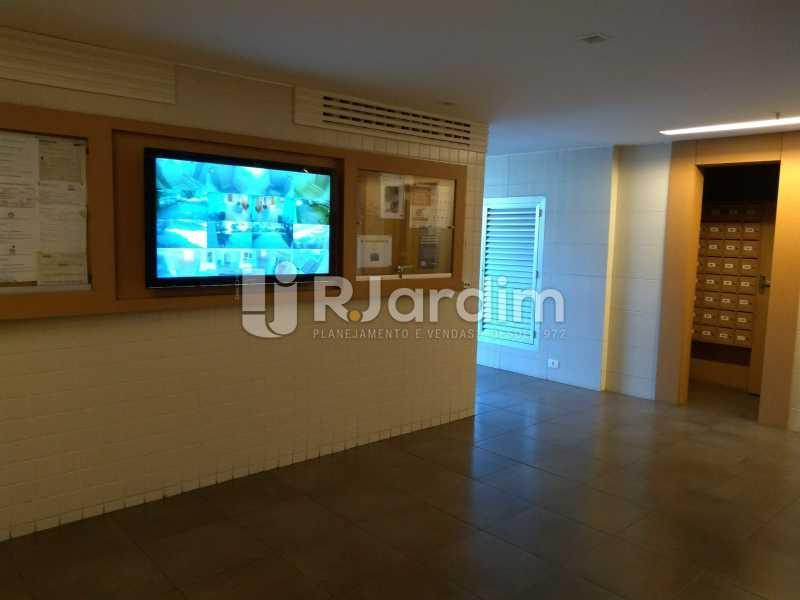 circuito interno / segurança  - Apartamento À Venda - Lagoa - Rio de Janeiro - RJ - LAAP21286 - 24