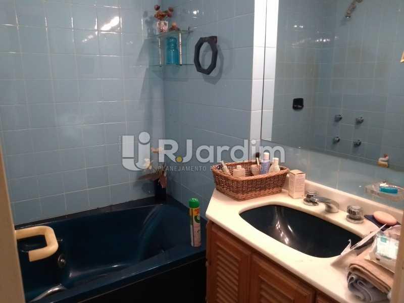 banheiro  - Apartamento À Venda - Lagoa - Rio de Janeiro - RJ - LAAP21286 - 20