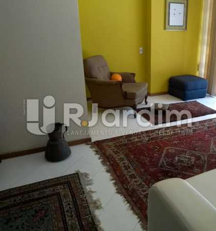 sala - Apartamento À Venda - Lagoa - Rio de Janeiro - RJ - LAAP21286 - 7
