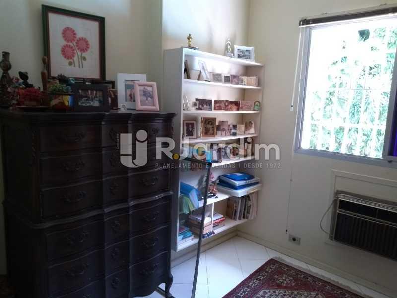 quarto  - Apartamento À Venda - Lagoa - Rio de Janeiro - RJ - LAAP21286 - 12