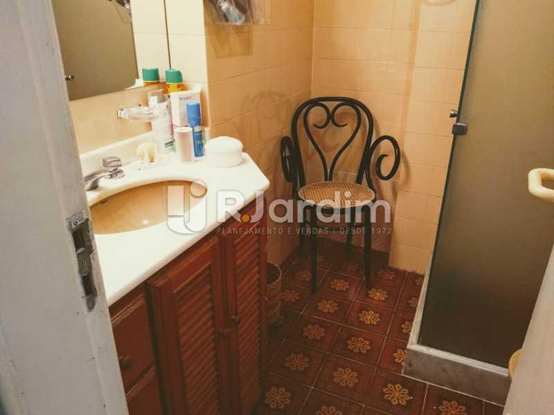 banheiro  - Apartamento À Venda - Lagoa - Rio de Janeiro - RJ - LAAP21286 - 16