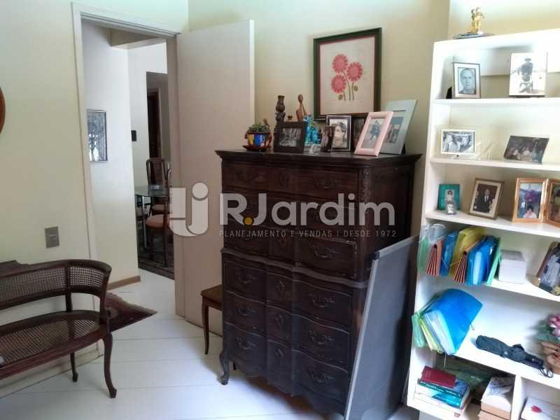 quarto  - Apartamento À Venda - Lagoa - Rio de Janeiro - RJ - LAAP21286 - 13