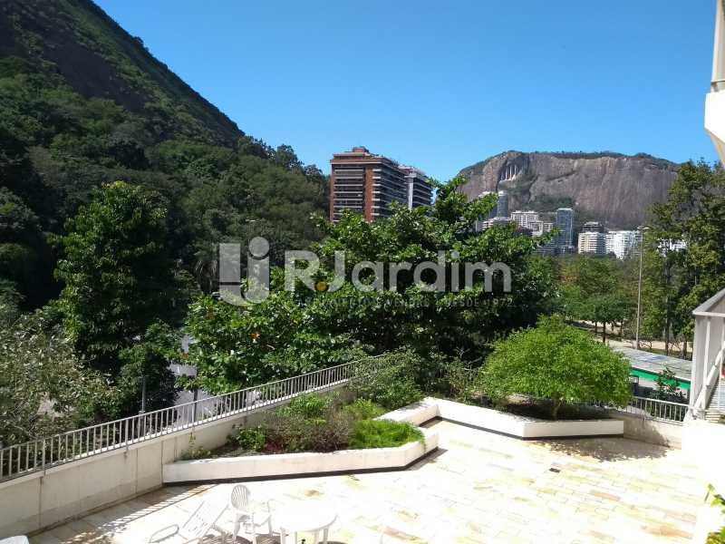 vista / suíte  - Apartamento À Venda - Lagoa - Rio de Janeiro - RJ - LAAP21286 - 1