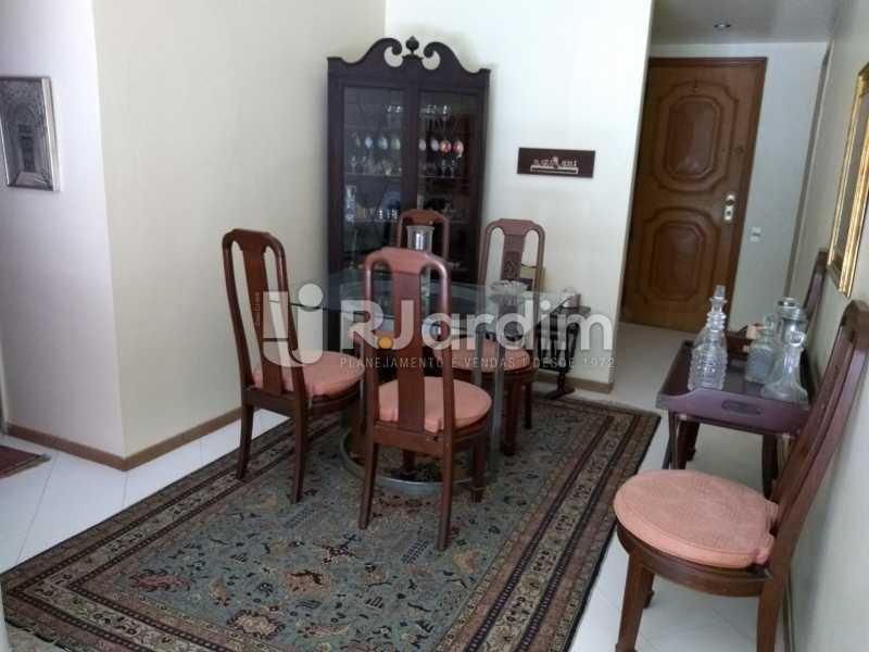 sala - Apartamento À Venda - Lagoa - Rio de Janeiro - RJ - LAAP21286 - 6