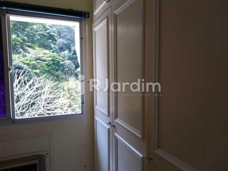 suíte  - Apartamento À Venda - Lagoa - Rio de Janeiro - RJ - LAAP21286 - 11