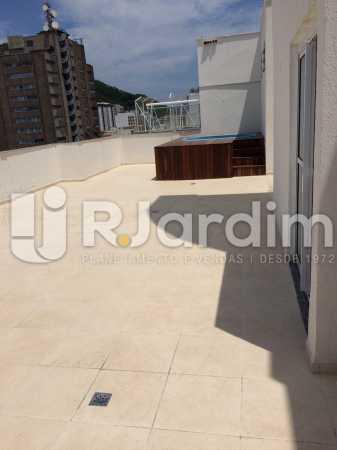 Terraço - Compra Venda Avaliação Imóveis Cobertura Botafogo 3 Quartos - LACO30247 - 1