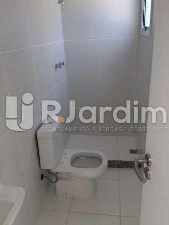 Banheiro  - Compra Venda Avaliação Imóveis Cobertura Botafogo 3 Quartos - LACO30247 - 12