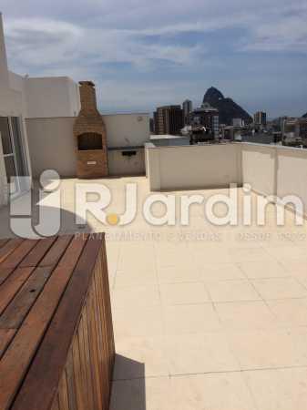 Terraço - Compra Venda Avaliação Imóveis Cobertura Botafogo 3 Quartos - LACO30247 - 17
