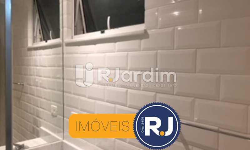 Detalhe do banheiro - Compra Venda Avaliação Imóveis Kitnet/Conjugado Ipanema - LAKI10029 - 11