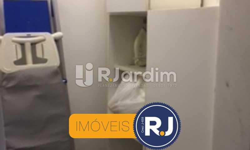 cantinho para máquina de lavar - Compra Venda Avaliação Imóveis Kitnet/Conjugado Ipanema - LAKI10029 - 10