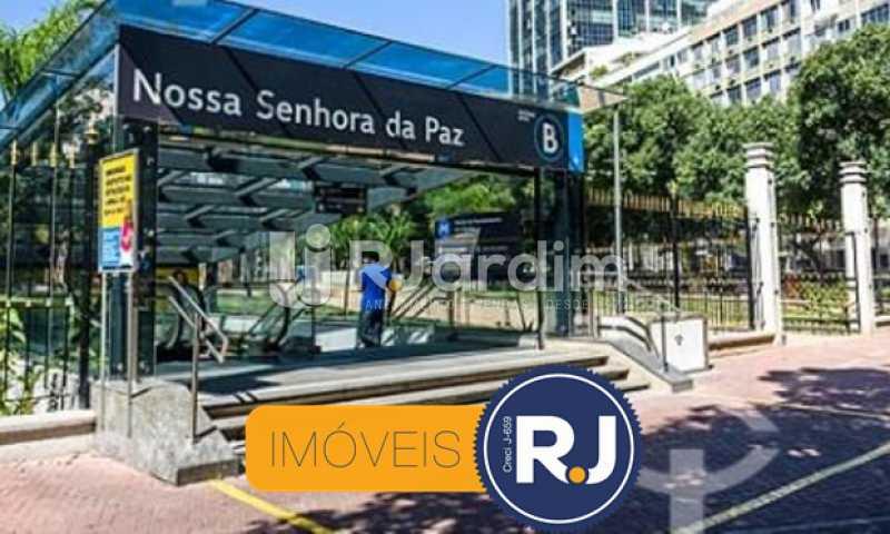 Próximo ao metro ipanema - Compra Venda Avaliação Imóveis Kitnet/Conjugado Ipanema - LAKI10029 - 19