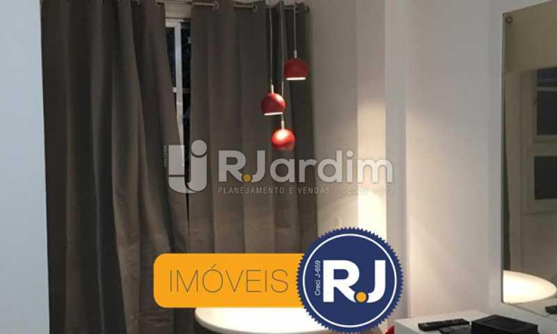 Sala de estar - Compra Venda Avaliação Imóveis Kitnet/Conjugado Ipanema - LAKI10029 - 13