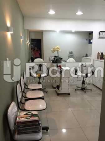 salão / cabeleleiro  - Compra Venda Avaliação Imóveis Flat Residencial Humaitá 2 Quartos - LAFL20080 - 26