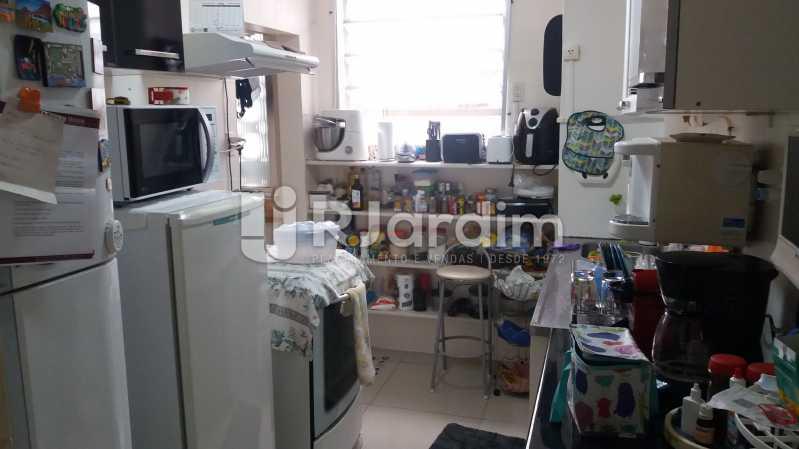 Cozinha - Apartamento À Venda - Leblon - Rio de Janeiro - RJ - LAAP31829 - 11
