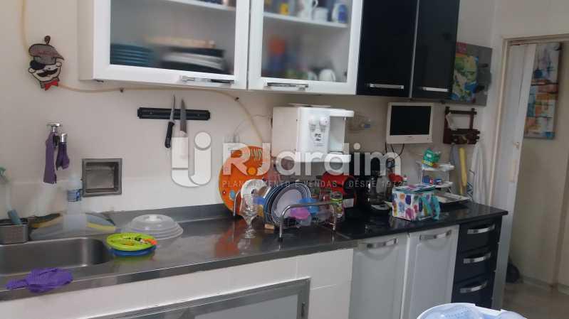 Cozinha - Apartamento À Venda - Leblon - Rio de Janeiro - RJ - LAAP31829 - 13