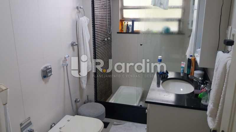 Banheiro - Apartamento À Venda - Leblon - Rio de Janeiro - RJ - LAAP31829 - 15