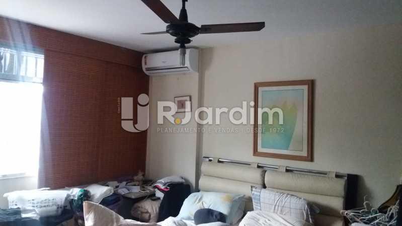 Quarto - Apartamento À Venda - Leblon - Rio de Janeiro - RJ - LAAP31829 - 22