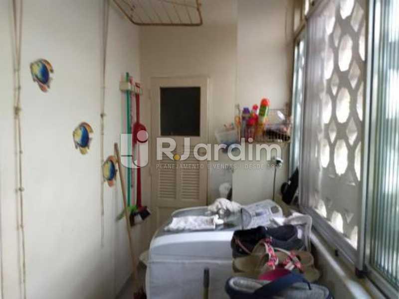 Área - Apartamento À Venda - Leblon - Rio de Janeiro - RJ - LAAP31829 - 14