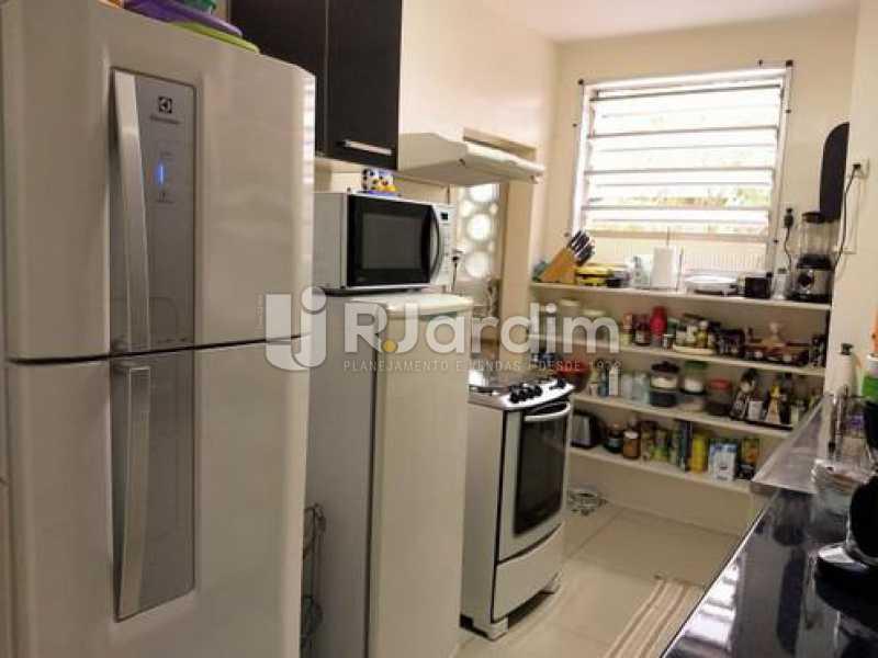 Cozinha - Apartamento À Venda - Leblon - Rio de Janeiro - RJ - LAAP31829 - 12