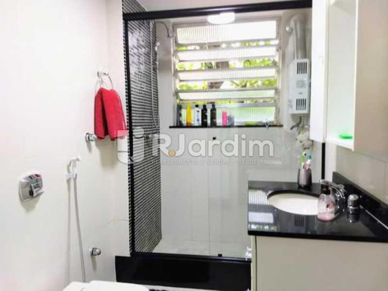 Banheiro - Apartamento À Venda - Leblon - Rio de Janeiro - RJ - LAAP31829 - 10