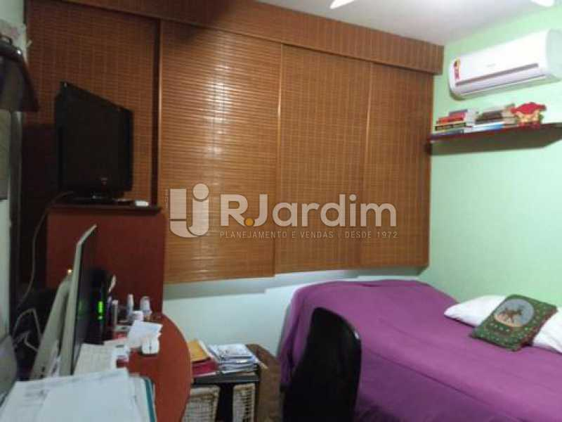 Quarto 2 - Apartamento À Venda - Leblon - Rio de Janeiro - RJ - LAAP31829 - 7
