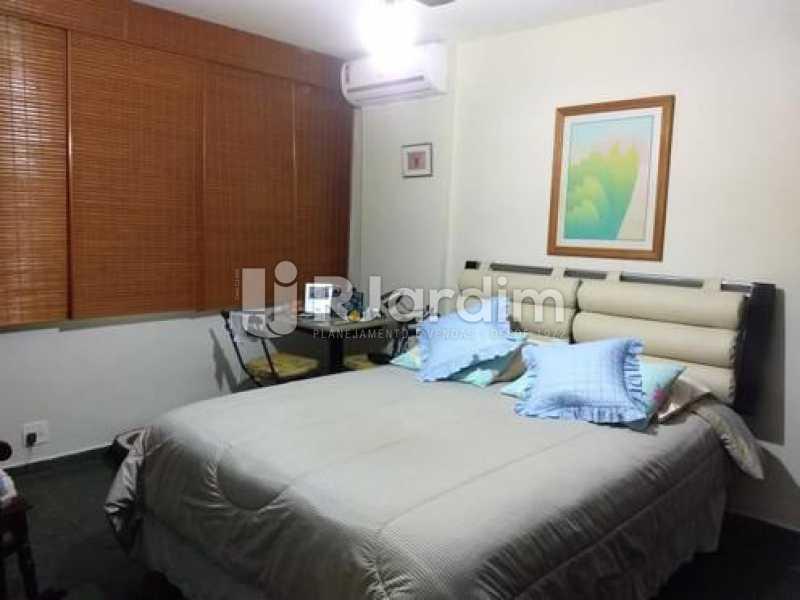 Quarto 1 - Apartamento À Venda - Leblon - Rio de Janeiro - RJ - LAAP31829 - 6