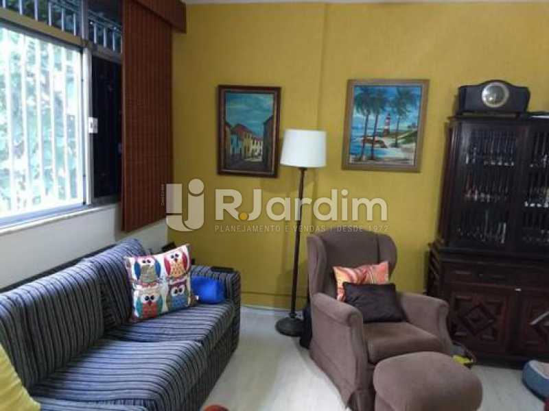 Sala - Apartamento À Venda - Leblon - Rio de Janeiro - RJ - LAAP31829 - 5