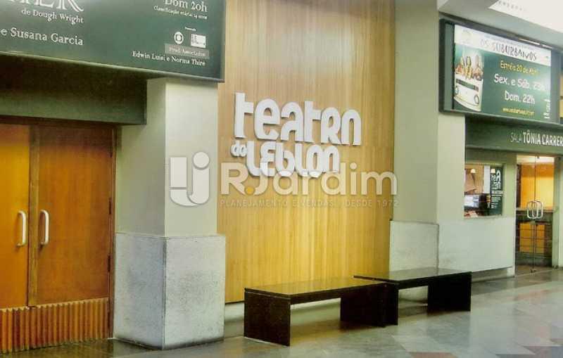 Próx. Teatro Leblon - Compra Venda Avaliação Imóveis Apartamento Leblon 3 Quartos - LAAP31832 - 31