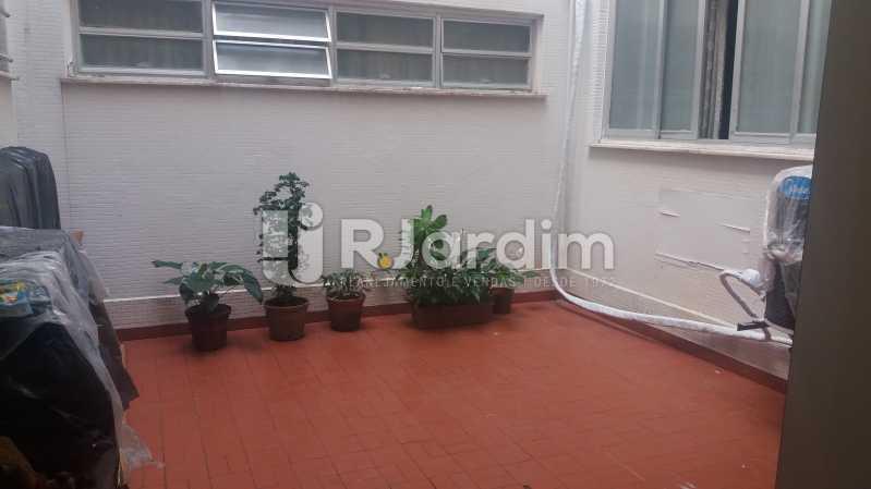 Área interna - Compra Venda Avaliação Imóveis Apartamento Ipanema 4 Quartos - LAAP40709 - 14