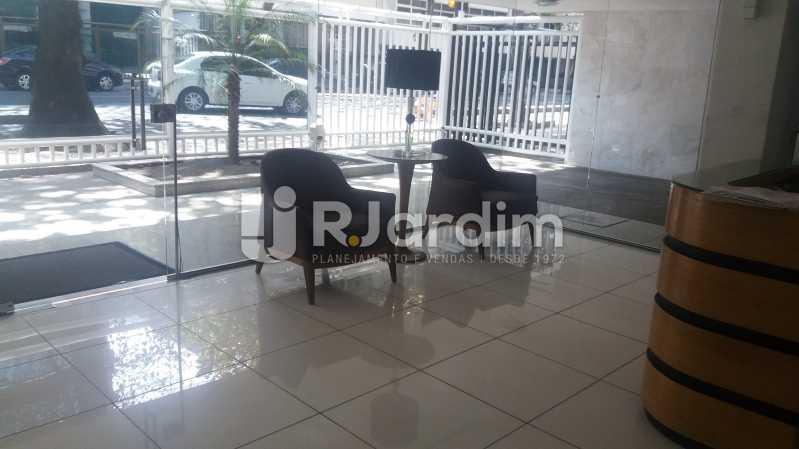 Hall social - Compra Venda Avaliação Imóveis Apartamento Ipanema 4 Quartos - LAAP40709 - 1