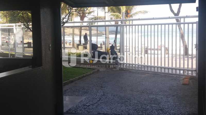 Saida Arpoador. - Compra Venda Avaliação Imóveis Apartamento Ipanema 4 Quartos - LAAP40709 - 3