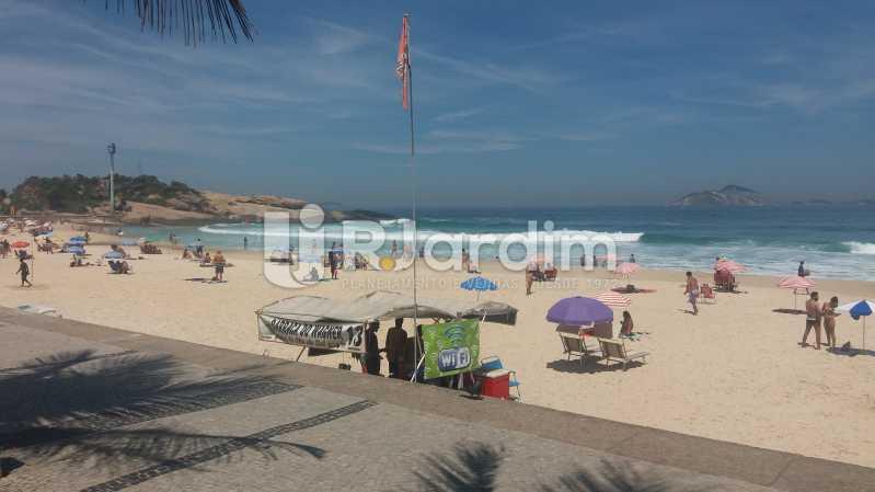 Praia do Arpoador - Compra Venda Avaliação Imóveis Apartamento Ipanema 4 Quartos - LAAP40709 - 4