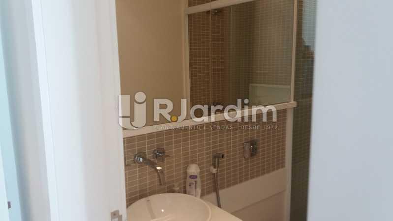 Suite quarto 1 - Compra Venda Avaliação Imóveis Apartamento Leblon 3 Quartos - LAAP31838 - 10