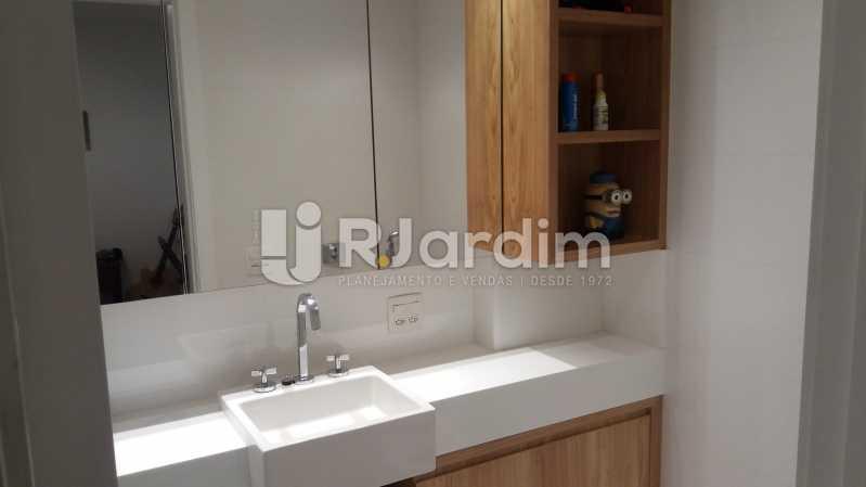 Suíte quarto 2 - Compra Venda Avaliação Imóveis Apartamento Leblon 3 Quartos - LAAP31838 - 13