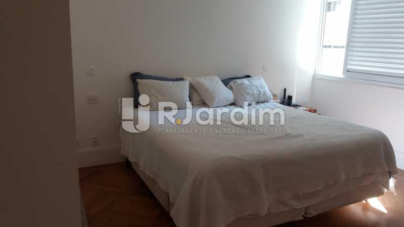 Suíte máster - Compra Venda Avaliação Imóveis Apartamento Leblon 3 Quartos - LAAP31838 - 14