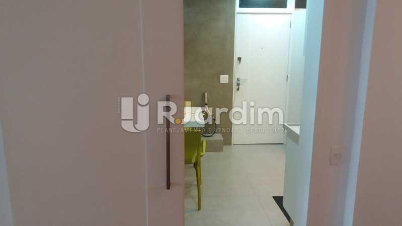 Cozinha - Compra Venda Avaliação Imóveis Apartamento Leblon 3 Quartos - LAAP31838 - 20