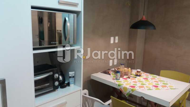 Copa - Compra Venda Avaliação Imóveis Apartamento Leblon 3 Quartos - LAAP31838 - 21