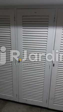 Box - Compra Venda Avaliação Imóveis Apartamento Leblon 3 Quartos - LAAP31838 - 27