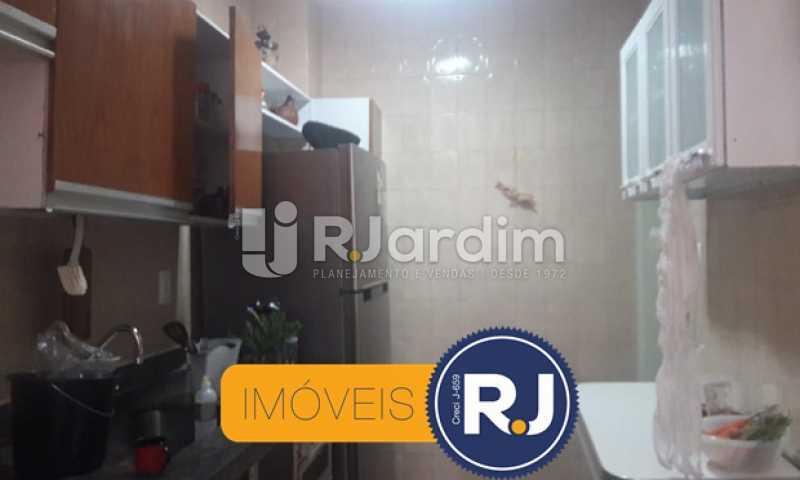 Cozinha  - ipanema, sala quarto, posto 10 - LAAP10314 - 14