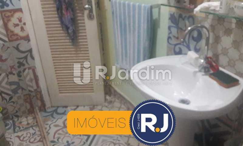 Banheiro  - ipanema, sala quarto, posto 10 - LAAP10314 - 12