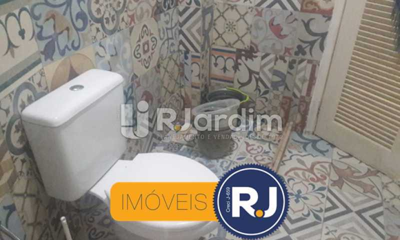 Banheiro  - ipanema, sala quarto, posto 10 - LAAP10314 - 13