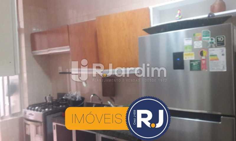 Cozinha  - ipanema, sala quarto, posto 10 - LAAP10314 - 15
