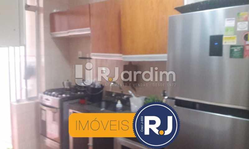 Cozinha  - ipanema, sala quarto, posto 10 - LAAP10314 - 16